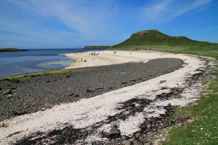 Randonnée pédestre : Randonnée aux Claigan coral beaches