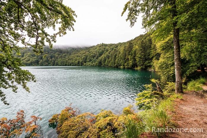 Randonnée : La Couze et le lac Pavin