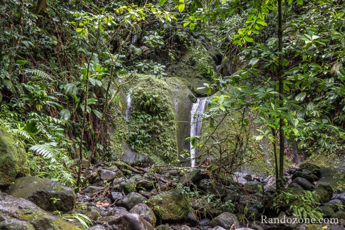 Randonnée : Le bassin d'eau chaude de la rivière Grosse Corde