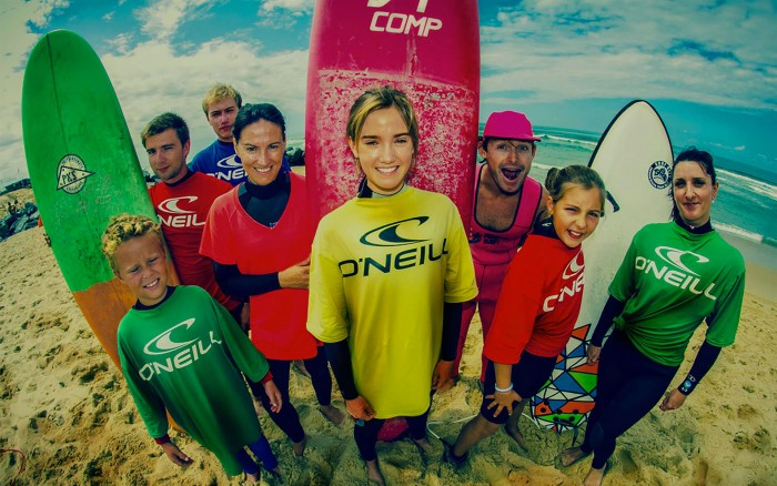 Outdoor : Initiation au surf à Lacanau