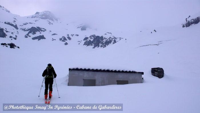 Cabane de Gabardères