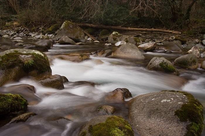 Cascades entre Pierrefitte et Cauterets