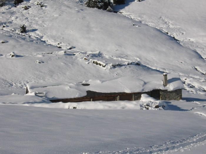 Cabane du Camoudiet