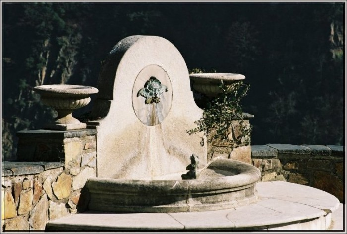 Fontaine de Viscos