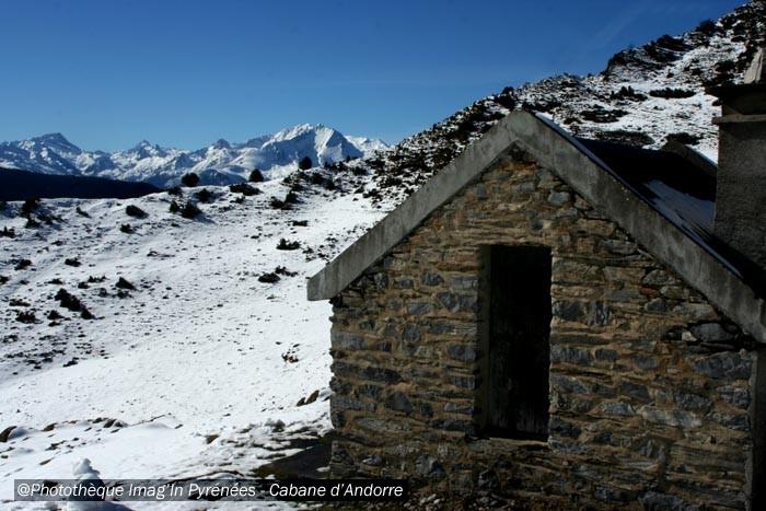 Cabane d'Andorre