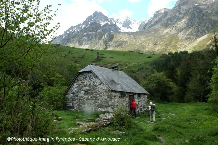 Cabane d'Arriousec