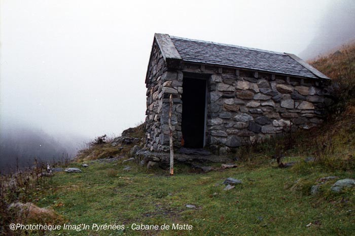 Balade : Cabanes des Hautes-Pyrénées