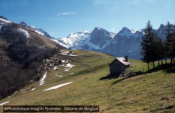 Cabane de Bergout