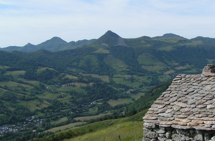 Auvergne - Monts du Cantal