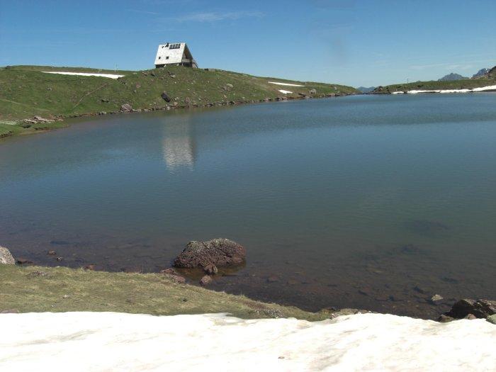 Randonnée : Lac d'Arlet