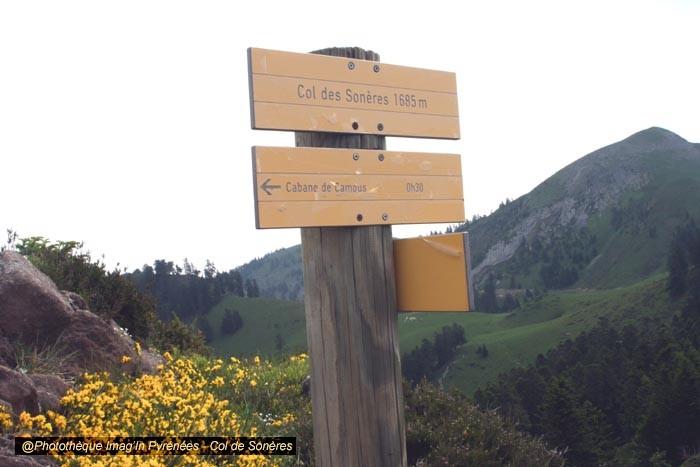 Col de Sonères