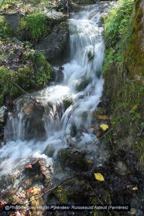 Ruisseau d'Asteuil