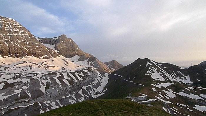 Pic des Gabiétous et col de Boucharo