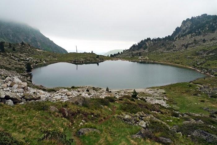 Randonnée pédestre : Réservoir des Laquets, lac de Gréziolles, lac de Caderolle
