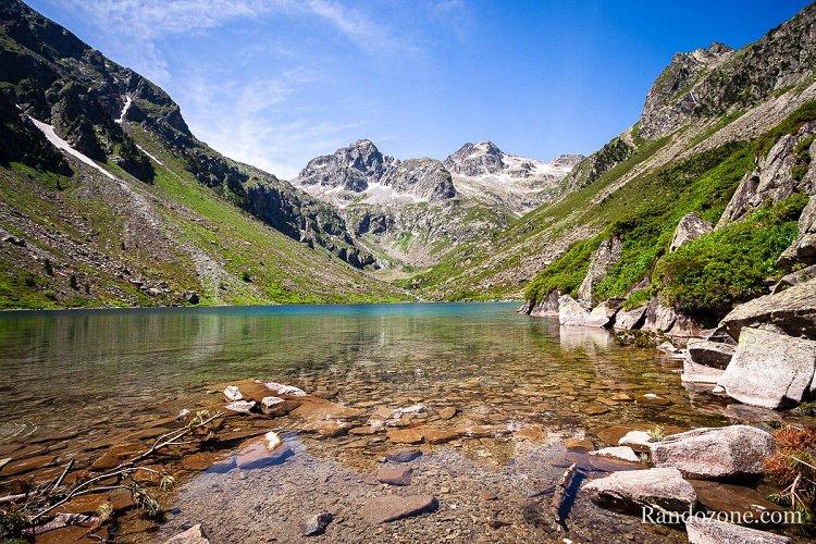 Randonnée pédestre : Randonnée au lac d'Estom - Hautes Pyrénées