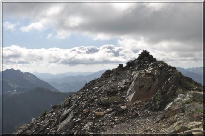 Randonnée : Pic d'Arre Sourins