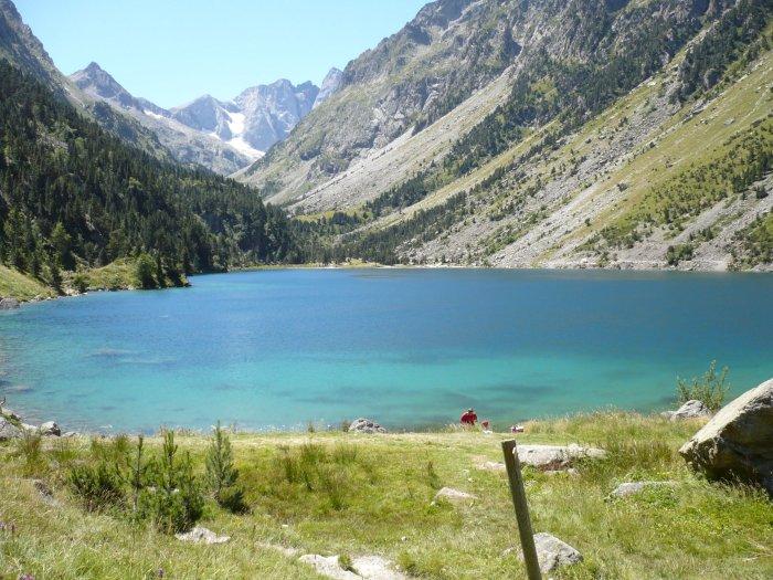 lac de gaube par maryline