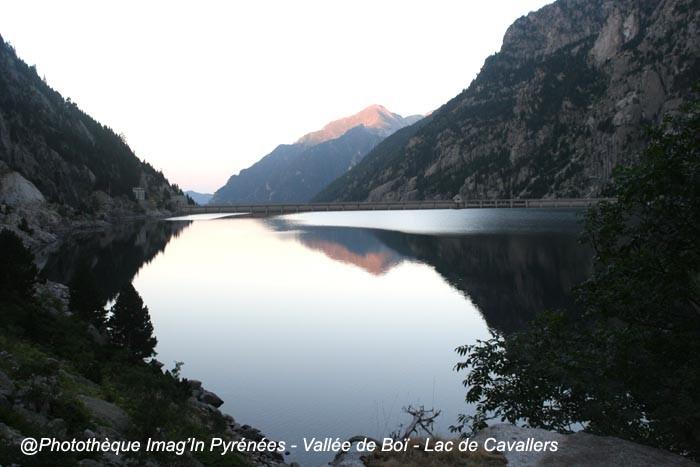 Lac de Cavallers