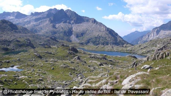 Lac de Travessani