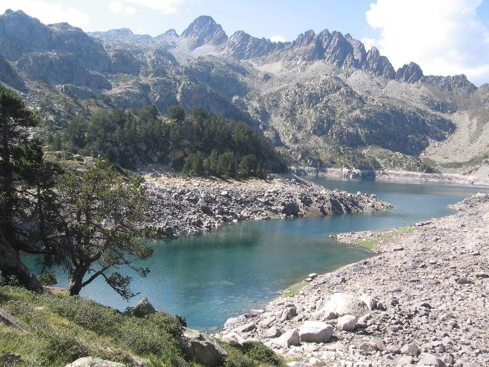 Le lac de Gréziolles