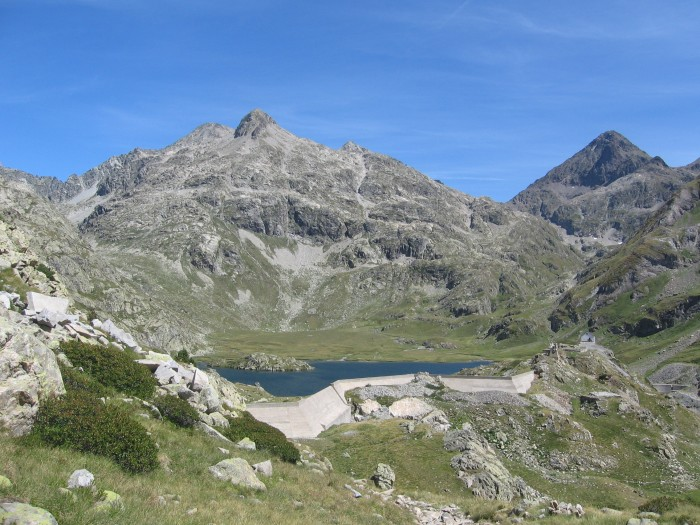 Lac de Campo Plano