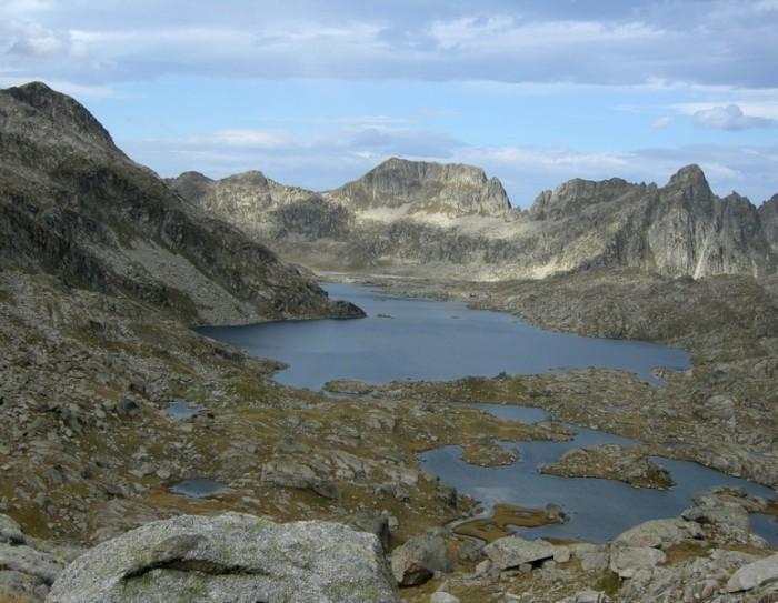 Lacs de Rius