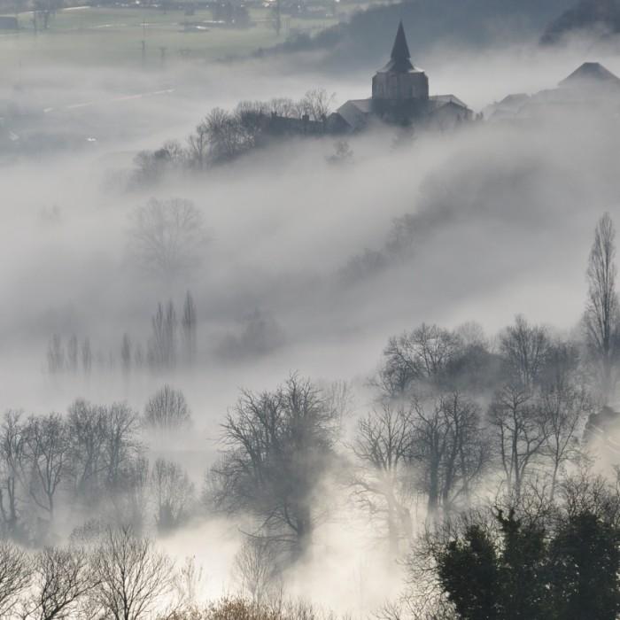 L'abbaye de St Savin