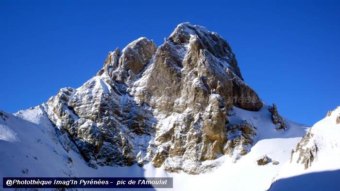 Pic de l'Amoulat (2594 m)