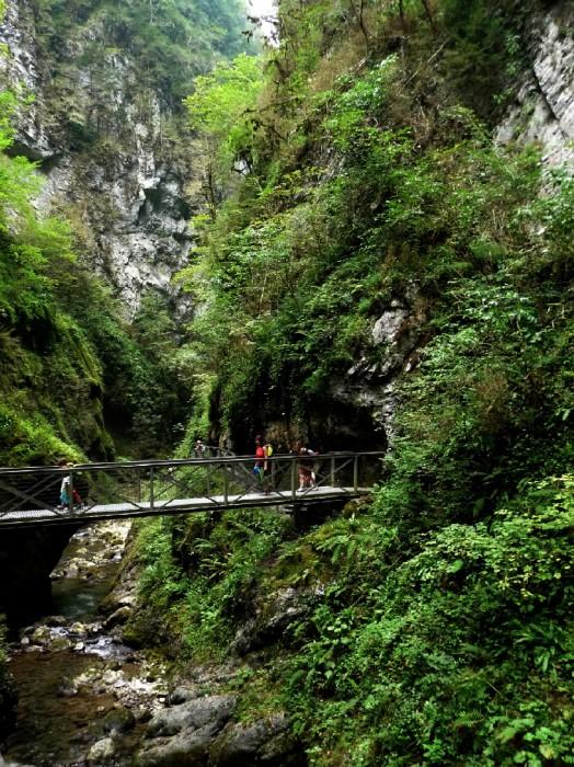 Randonnée pédestre : Randonnée dans les gorges de Kakuetta