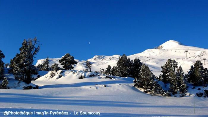 Ski de randonnée au pic d'Anie