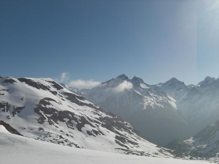 Tour du pic du Midi d'Ossau