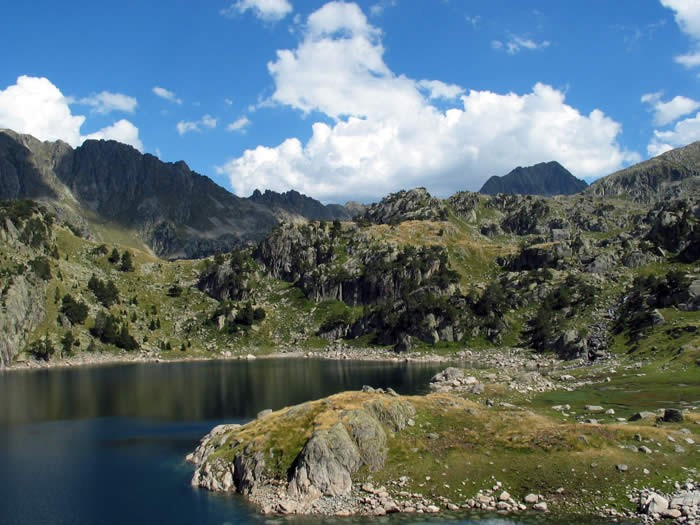 Lac de Colomers