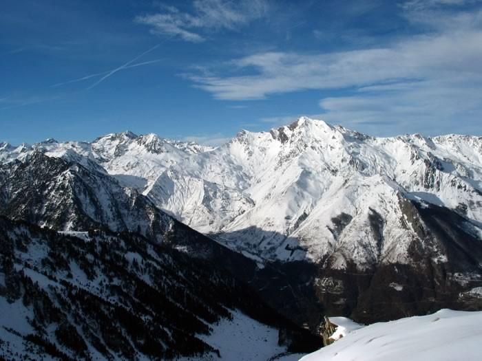 Ski à Luz Ardiden 1