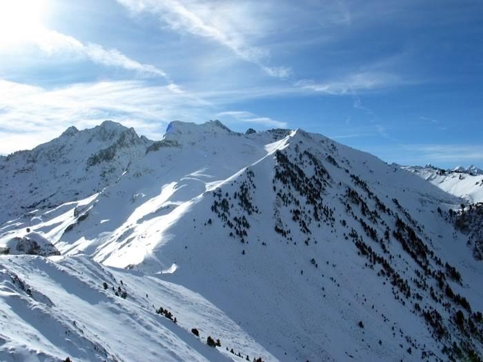 Ski à Luz Ardiden 2