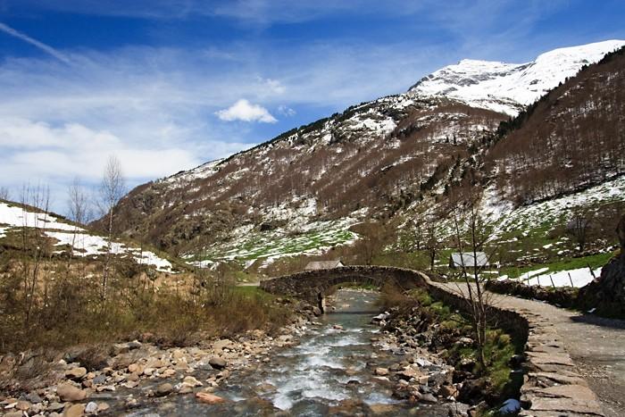 Pont de Nadau (Gavarnie)