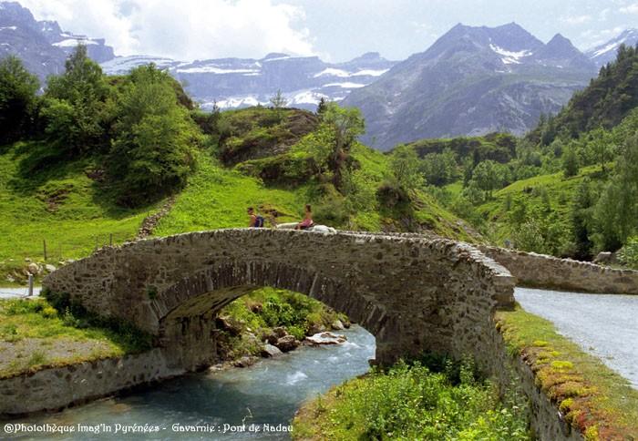 Gavarnie, Pont de Nadau
