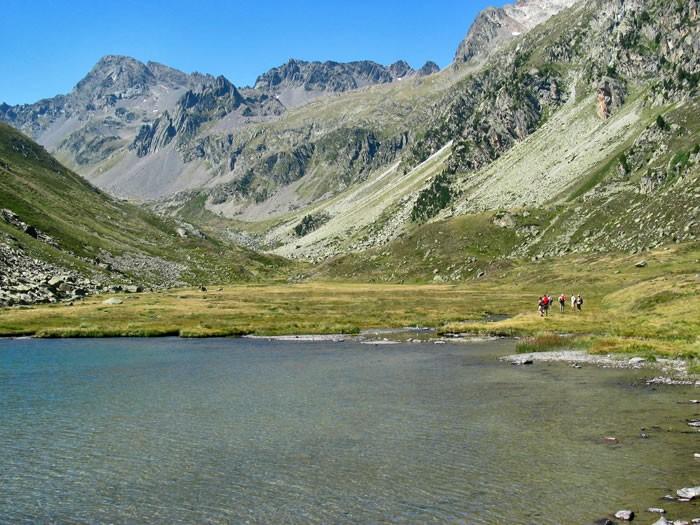 Lacs de Cestrède et d'Antarrouyes
