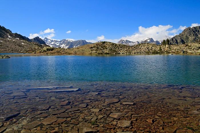 Randonnée au lac Blanc