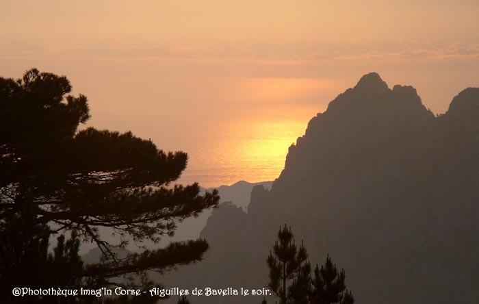 Aiguilles de Bavella en Corse