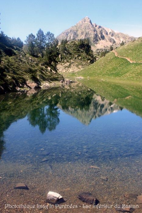 Lac Inférieur du Bastan