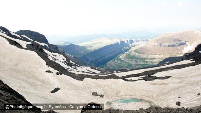 Ordessa depuis le Mont Perdu