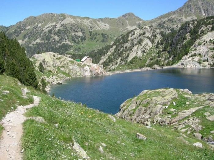 Lac Major de Colomers