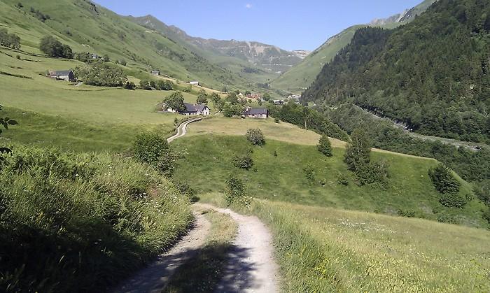 Circuit VTT n°12 Vallée de Barèges