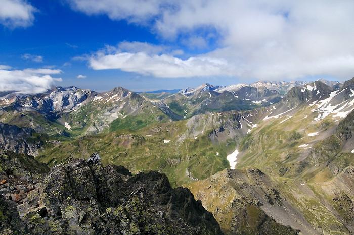 Randonnée pédestre : Soum de Male 2797 mètres