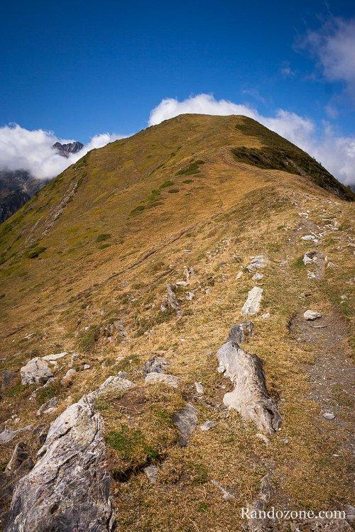 Randonnée pédestre au pic de Bergons 9