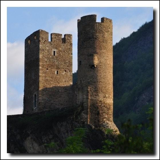 Le château Ste Marie