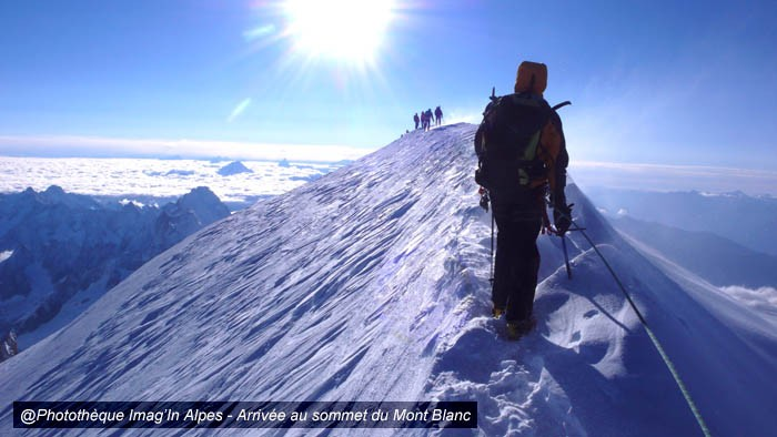 Alpinisme : Ascension du Mont-Blanc