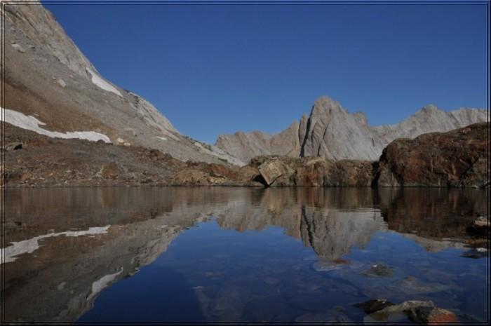 Randonnée : Lac de Cinda Blanque