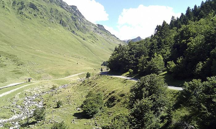 VTT Barèges - Juillet 2010