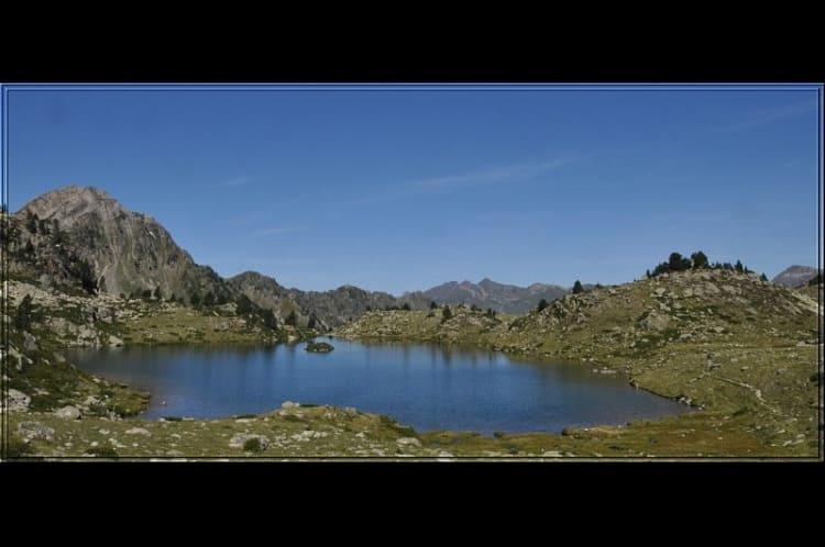 Le lac de Tracens